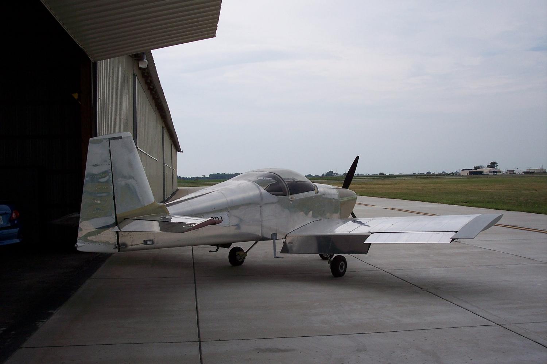 Jim Bower RV-6A