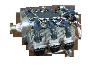 ULPower UL520i 6-cylinder engine