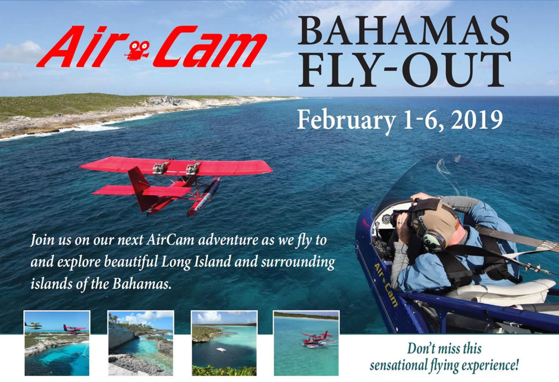 AIRCAM-Bahamas FlyOut