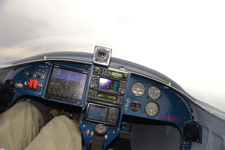 GPS-Assisted Airspeed Calibration