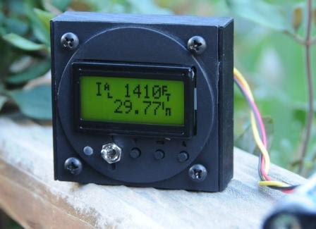 Belite Digital LCD Altimeter/VSI