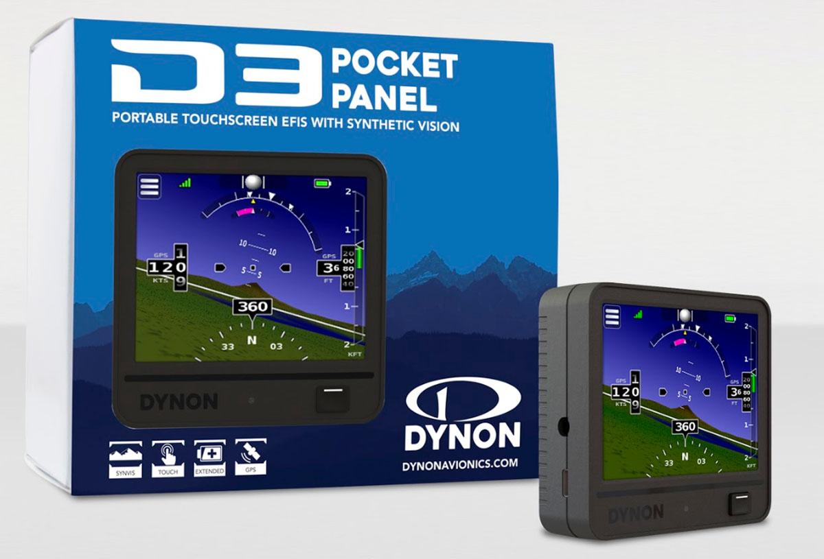 Dynon D3 Pocket Panel