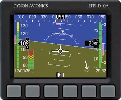 Dynon EFIS D10A