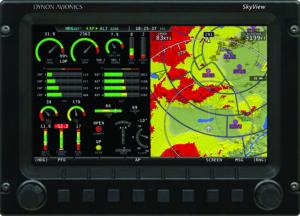 Dynon and PocketFMS Offer AeroData for SkyView - KITPLANES