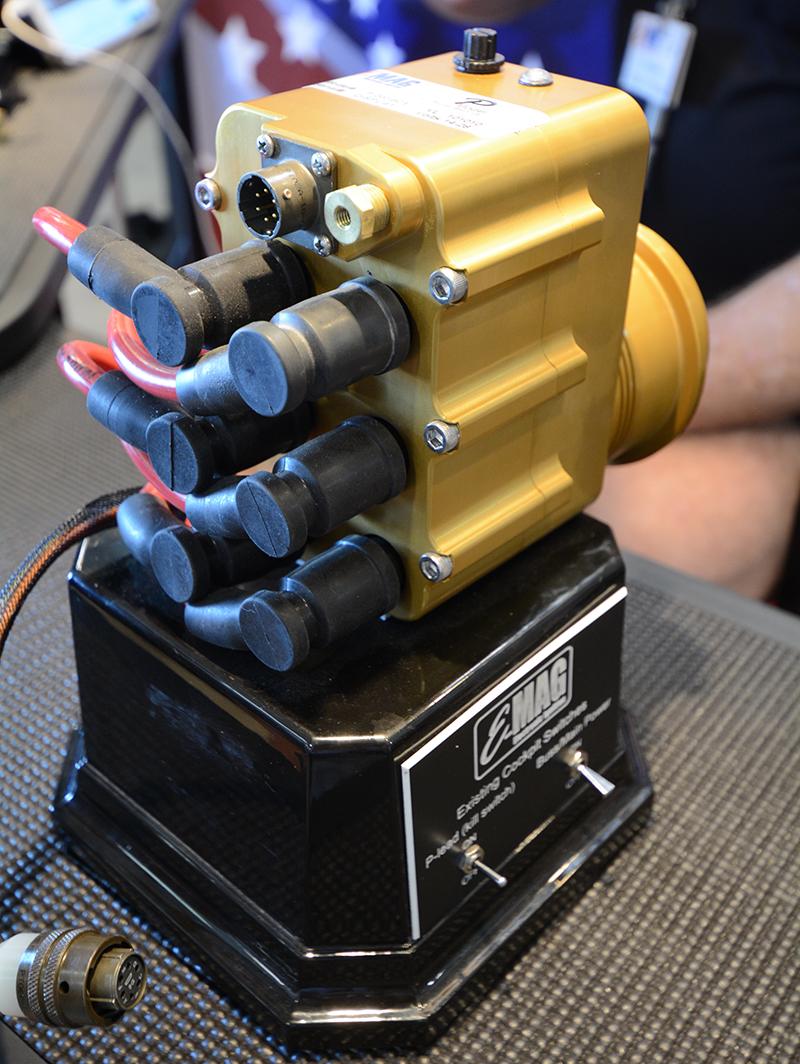 E-Mag - 6-cylinder