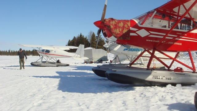 End of Year Sale for Full-Lotus Floats - KITPLANES