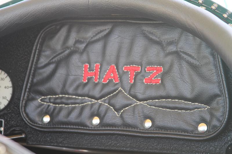 Hatz at Oshkosh 2015