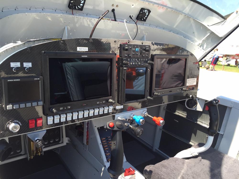 IFR-RV-14 panel