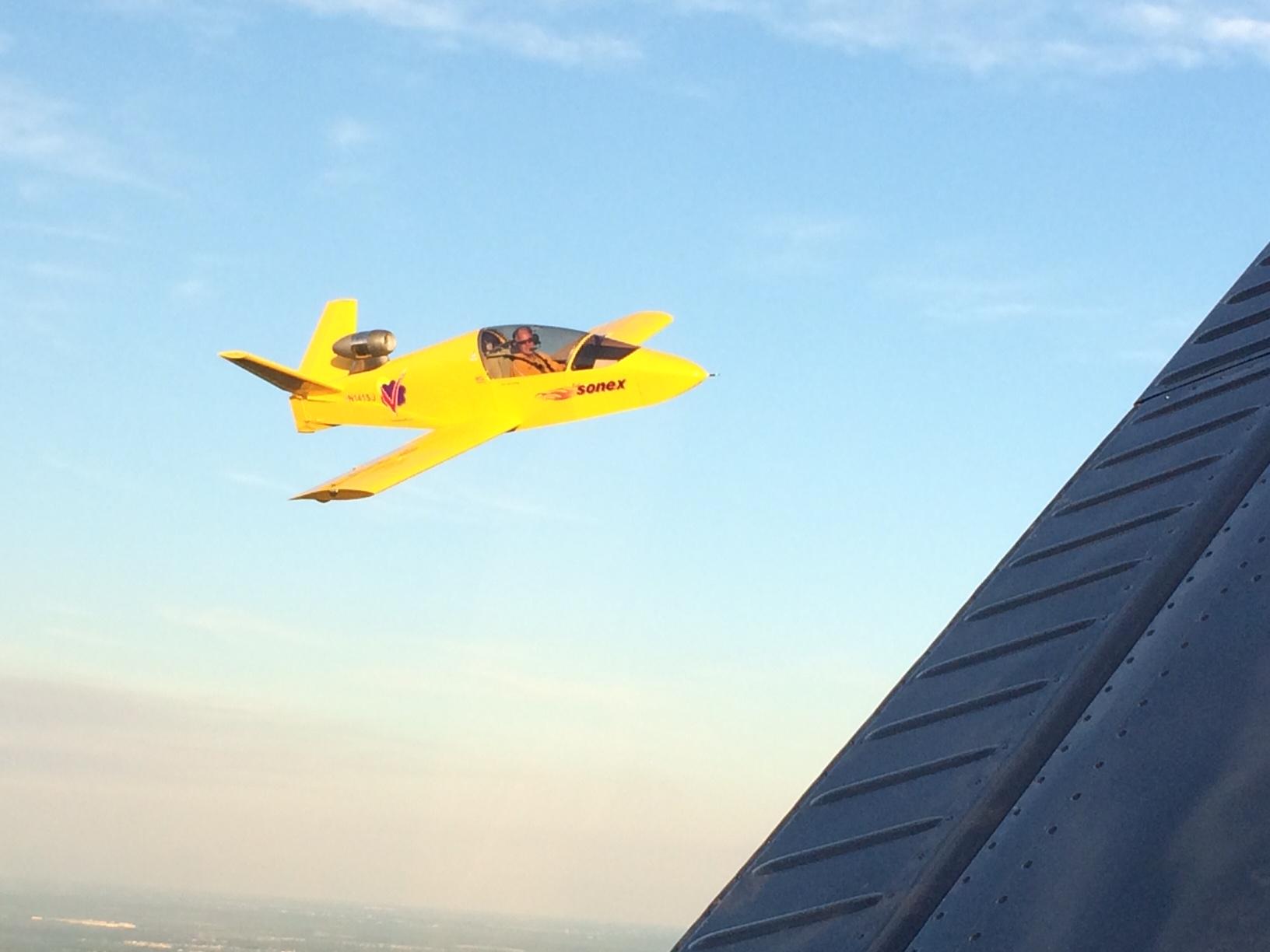 SubSonex Jet Airshow