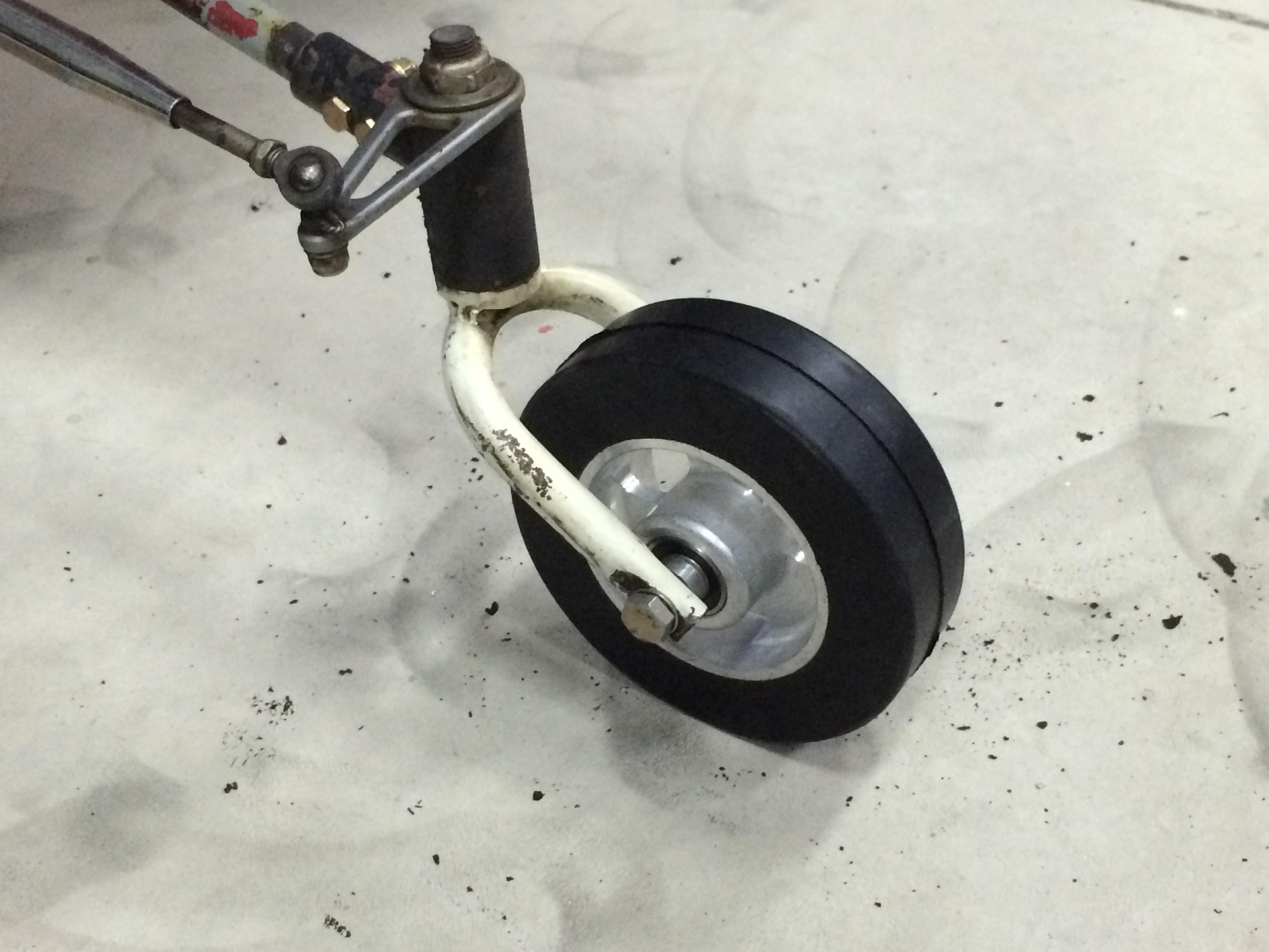RV Tailwheel