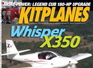 Kitplanes May 2019 cover