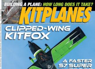 Kitplanes June 2019 cover