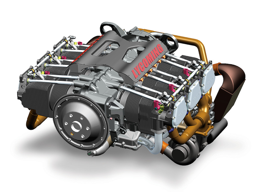 Lycoming-engine-iE2