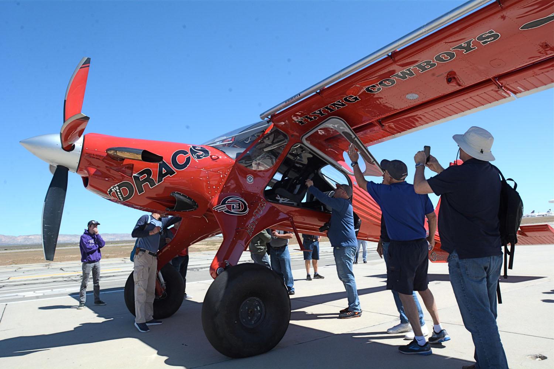 BIG: Mojave Experimental Fly-In 2019 - KITPLANES