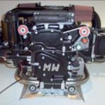 The B22 engine by MW produces 95hp at 3300rpm.