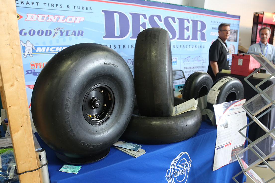 Desser Classic Smooth Tundra tires