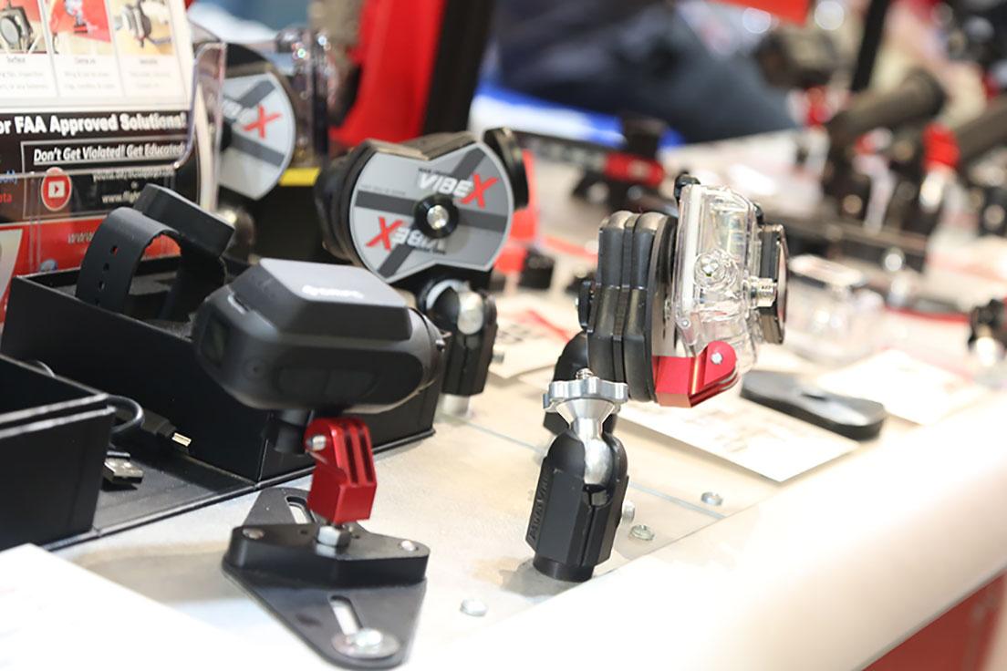 RockSteady VibeX camera mounts