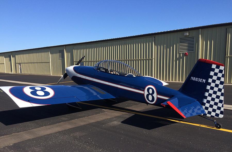 Mitchell RV-8