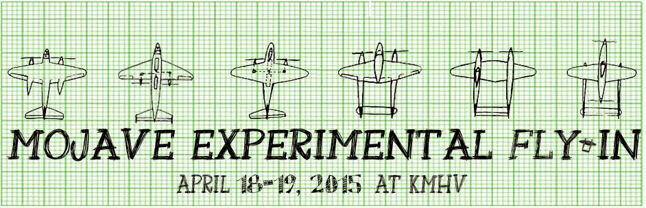 Mojave Experimental Fly-in 2015