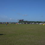 Flying out of Paradise City is an all day affair at Sun n Fun 2013.