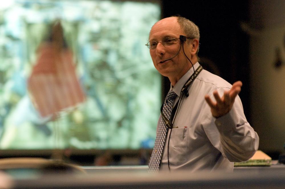 Paul Dye NASA jsc2006e40449