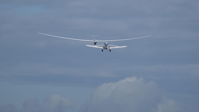 Paulo Iscold glider