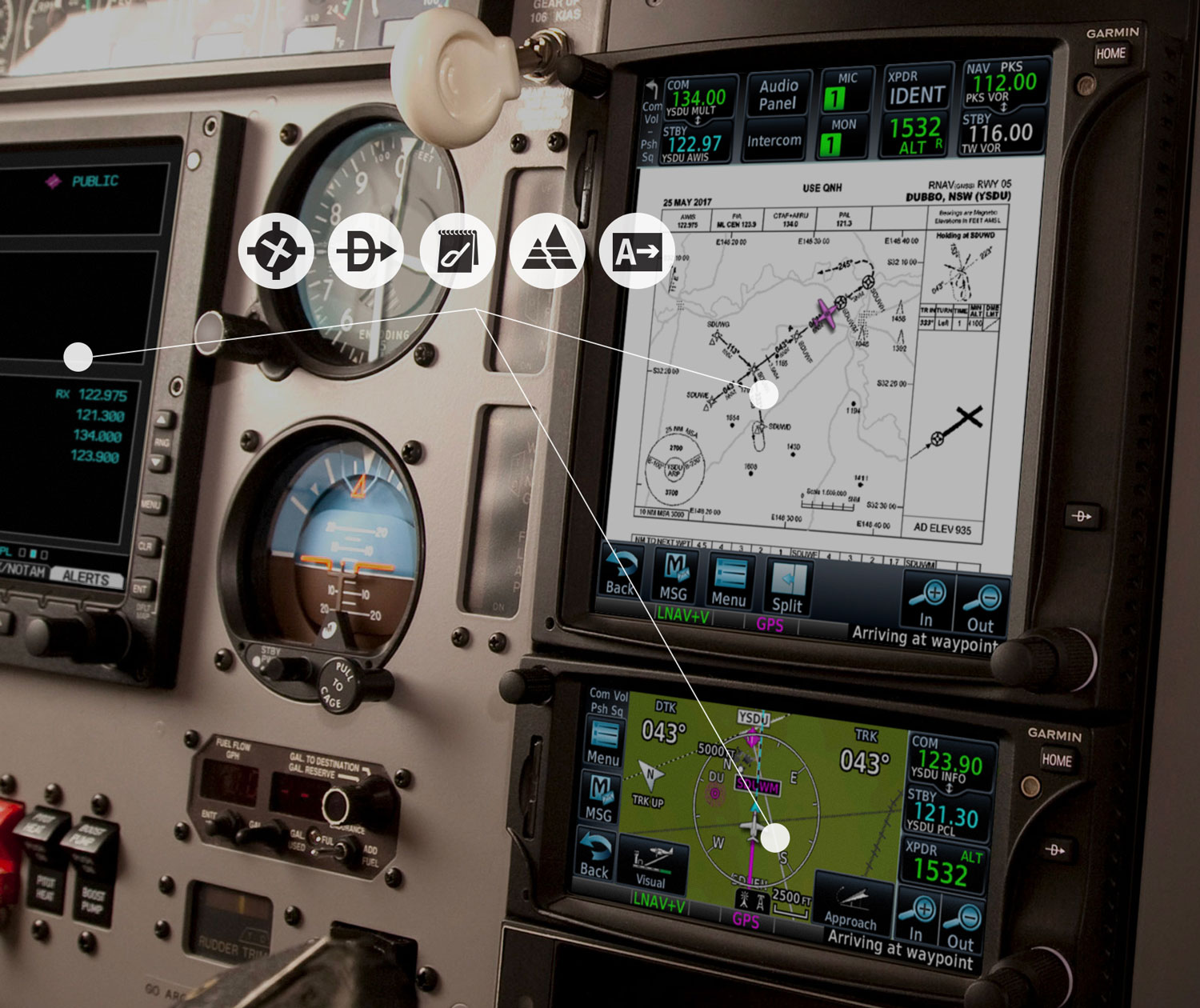 Garmin Pilot Pack with FliteChart