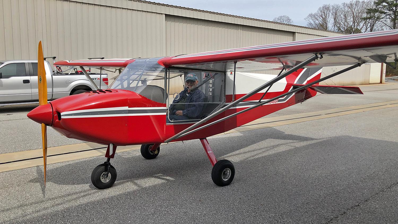 RANS S-6 N646GT