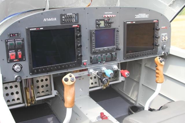 RV-14 Panel