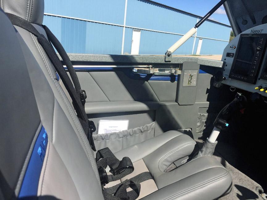 RV-7A N4956T interior