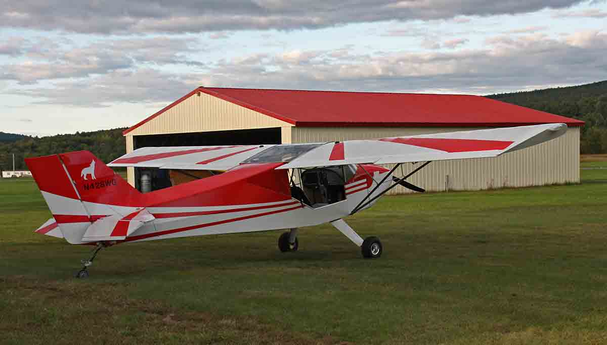 Richard Guy's RANS S-6S