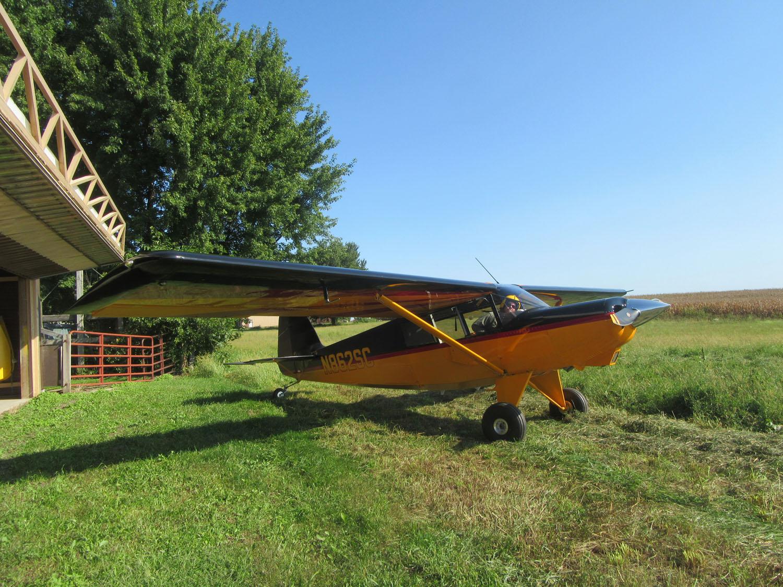 Bearhawk Patrol N862SC
