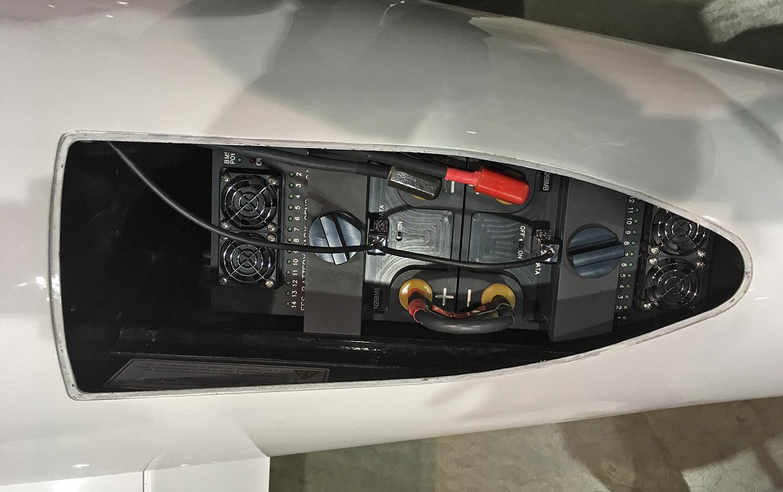 Alisport Silent-Electro2 Batteries