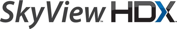 SkyView-HDX-Logo-style-01