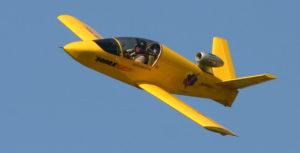 SubSonex Fly-By (Photo: Sonex Aircraft)