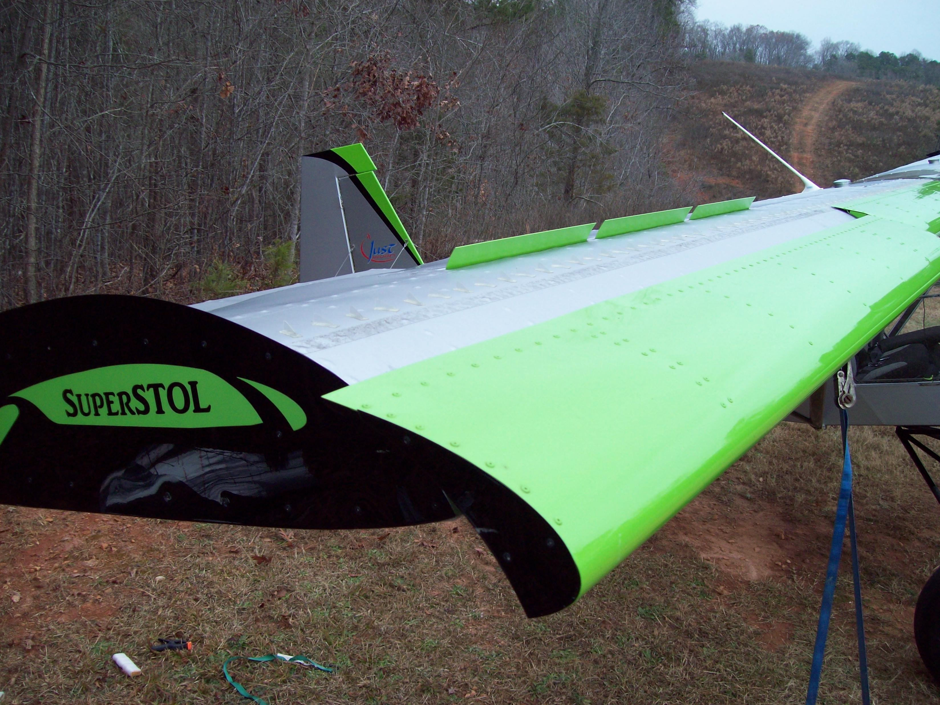 Just Aircraft SuperSTOL