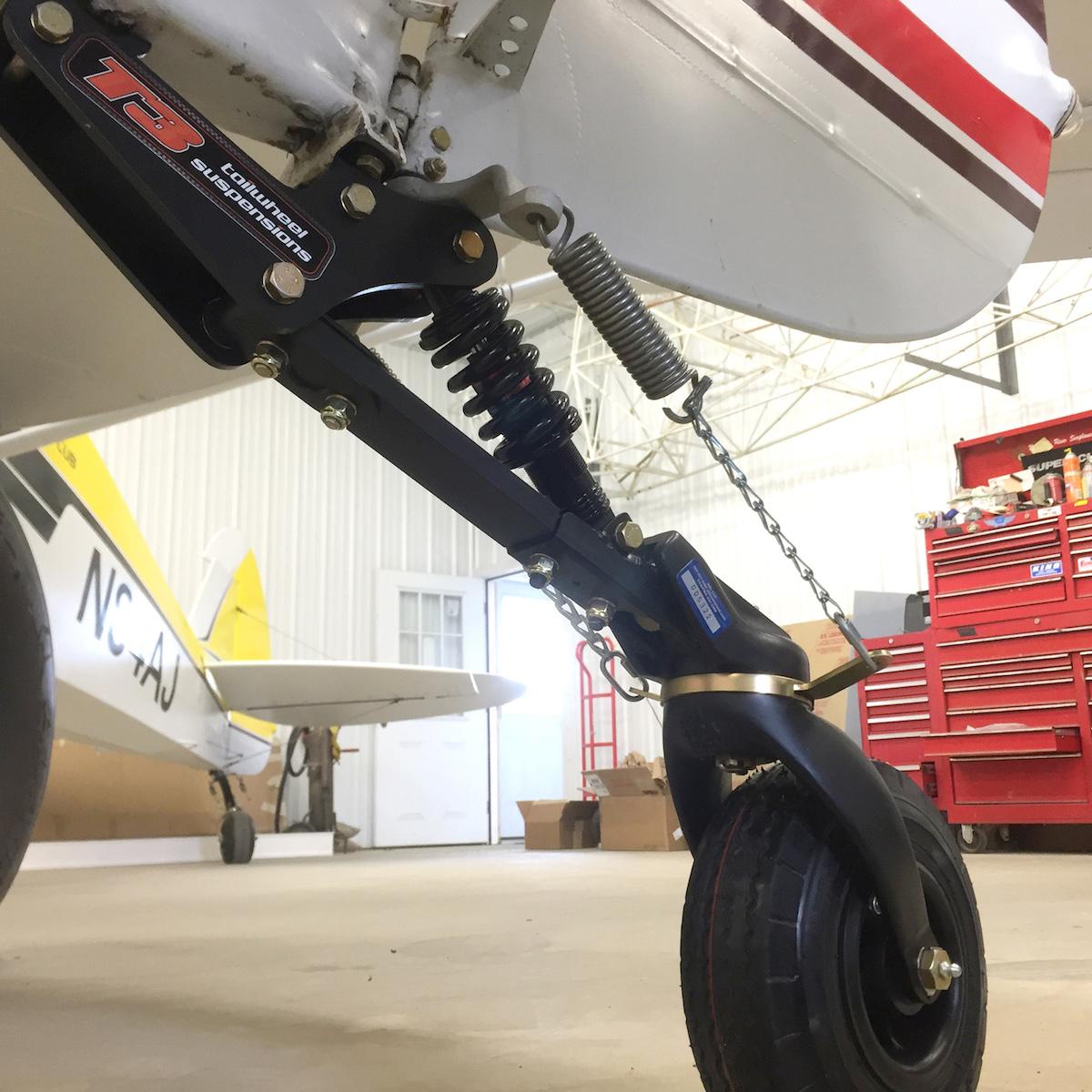 T3 Heavy Duty Tailwheel Suspension
