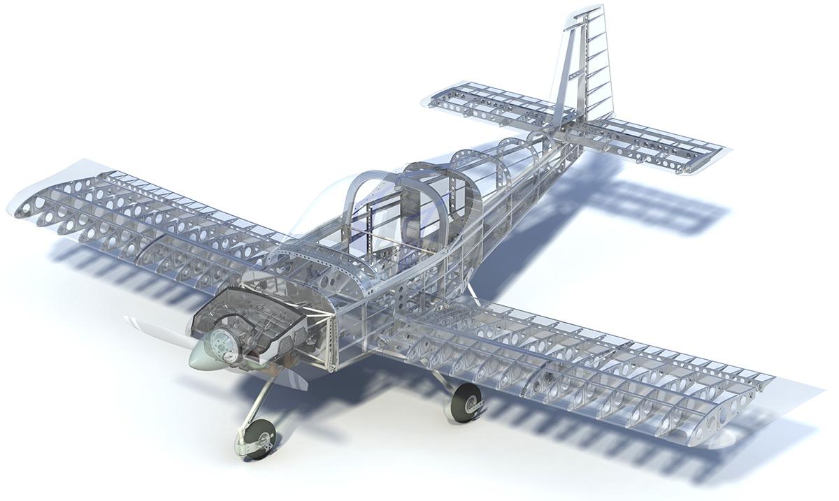 Van's RV-14. (Image: Van's Aircraft)