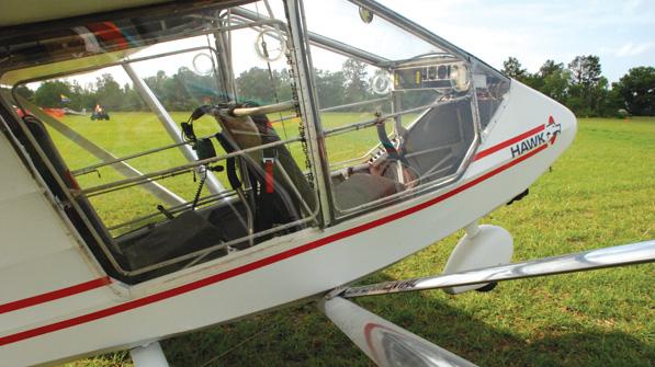 Flight Review: CGS Hawk Arrow