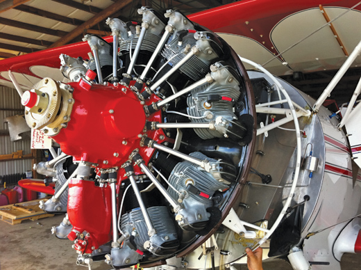 Engine Update: New Life for Old Radials