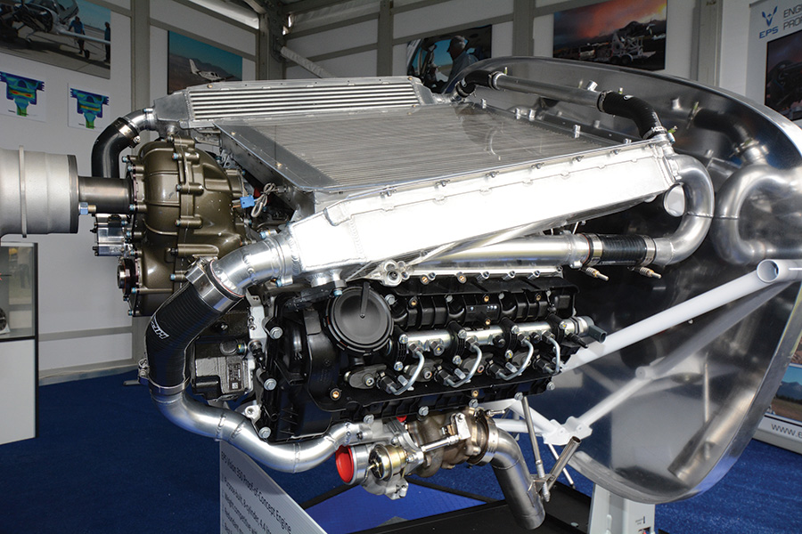 2015 Engine Buyer's Guide: Traditional and Conversion Engines