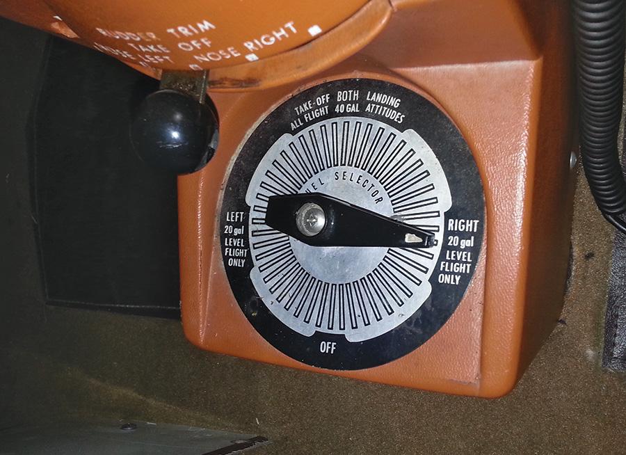Light Aircraft Fuel System Design
