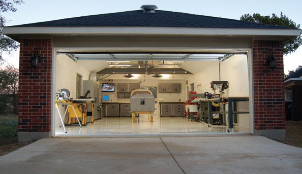 Garage Mahal by Matt Johnson.