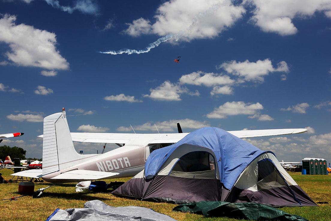 C180 campsite