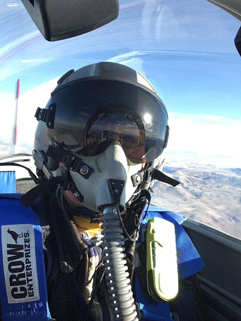 DIY oxygen mask