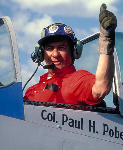 Paul Poberezny Photo courtesy EAA