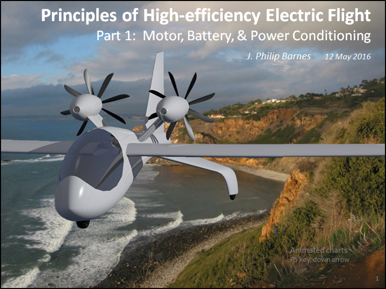 Phil Barnes shared the math on how his Regenosaur could literally retrieve energy from the air it flies through.