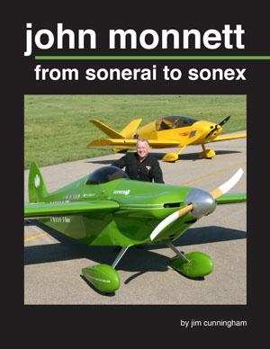 John Monnett: from Sonerai to Sonex