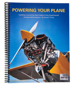 Powering Your Plane by Dave Prizio