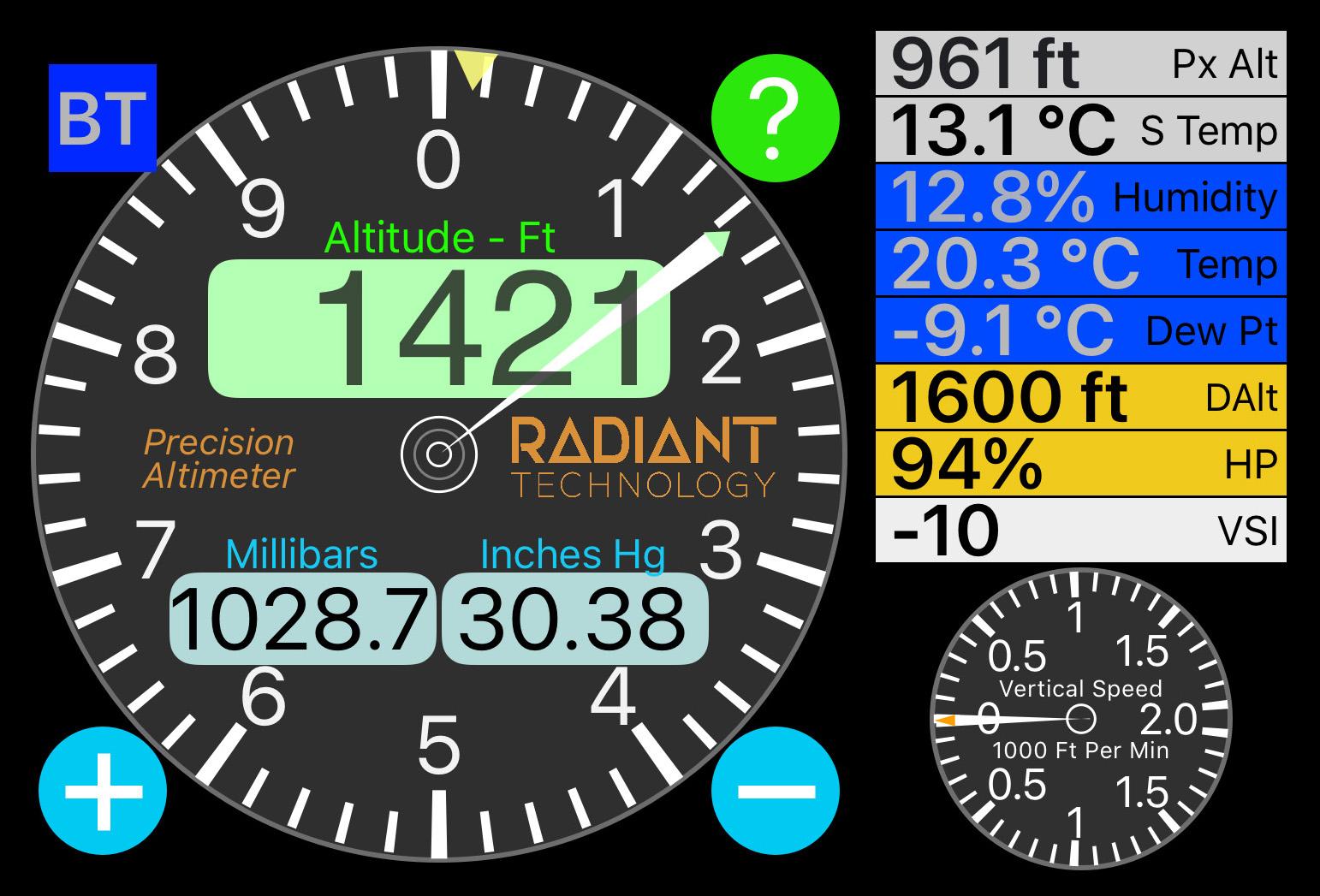 belite precision-altimeter